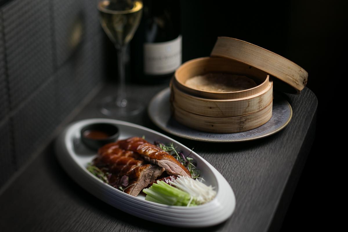 HKK - Dim Sum Dish - Best London restaurants - FoodNoise