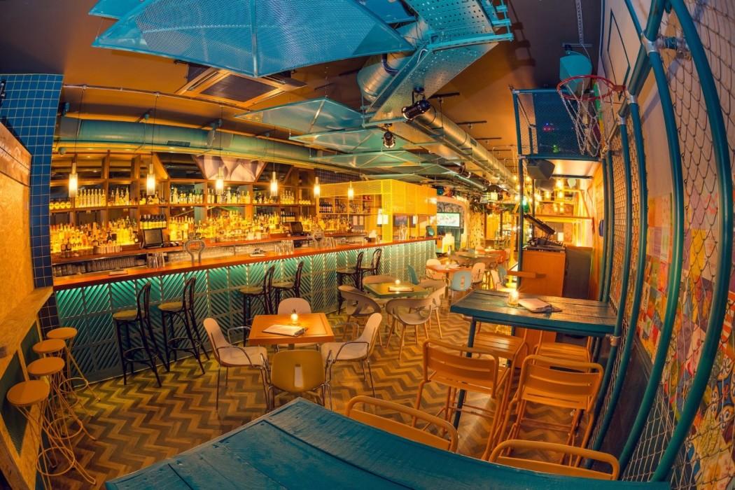 Best tropical bars london fo food noise
