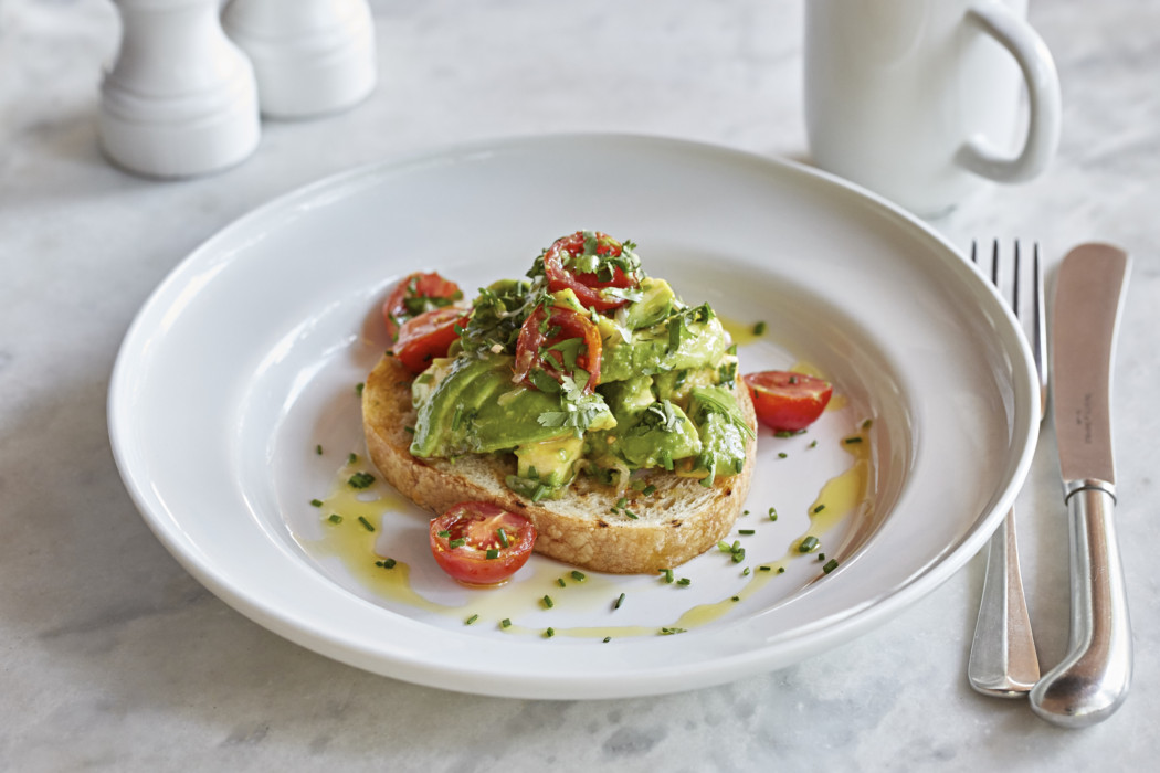 Inn the Park – Avocado on Toast