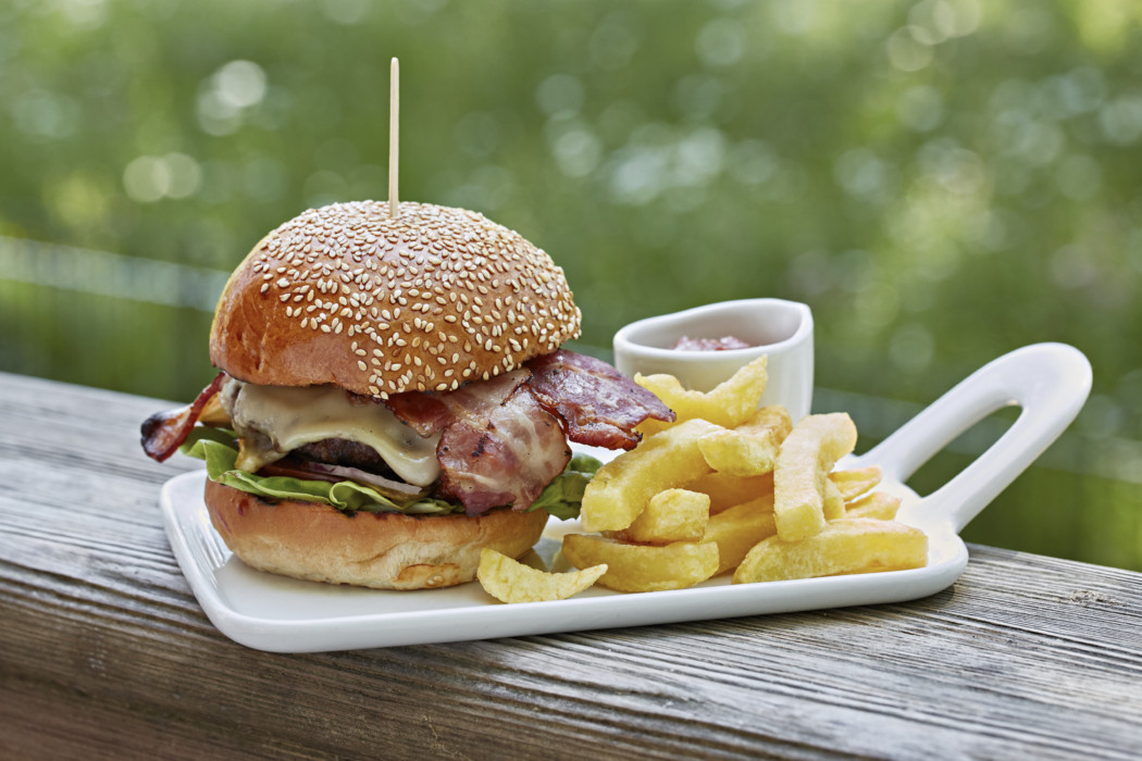 Inn the Park – Burger