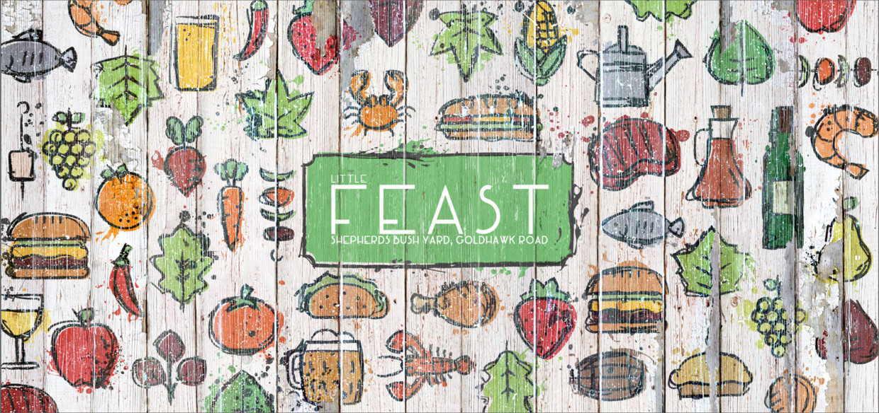 Little Feast – Home Grown – Concept Image
