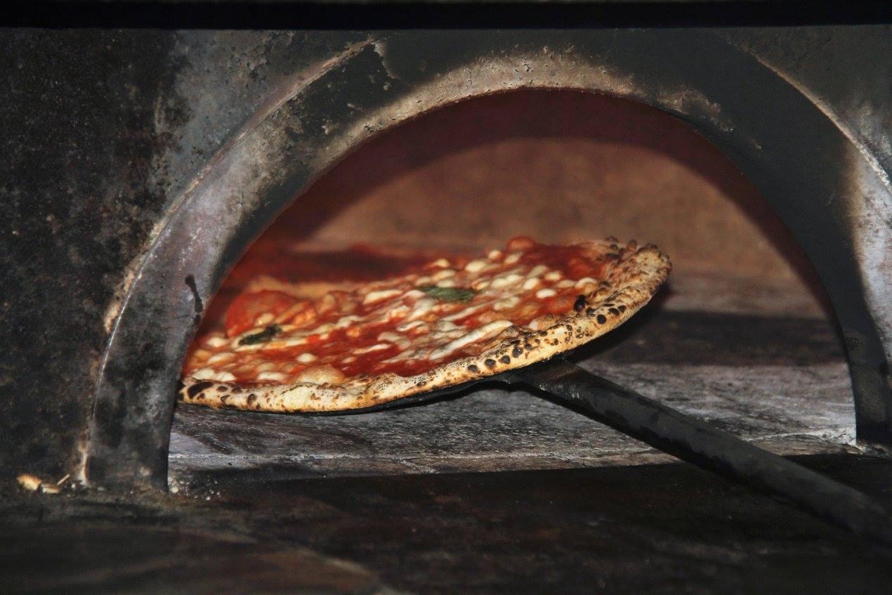 L'Antica Pizzeria Da Michele, Stoke Newington