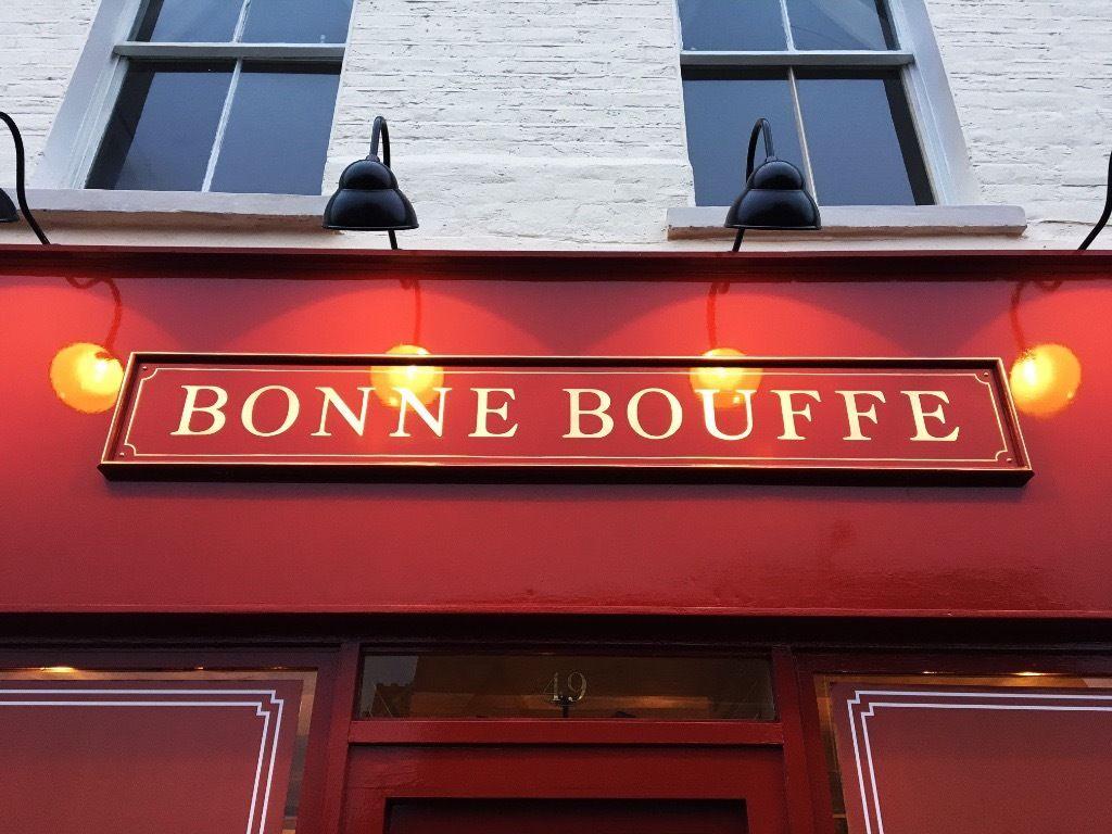 La Bonne Bouffe, East Dulwich