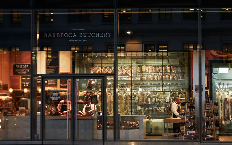 Barbecoa, Piccadillly Circus