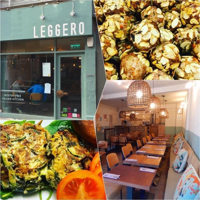 Gluten Free Restaurants In London Soho