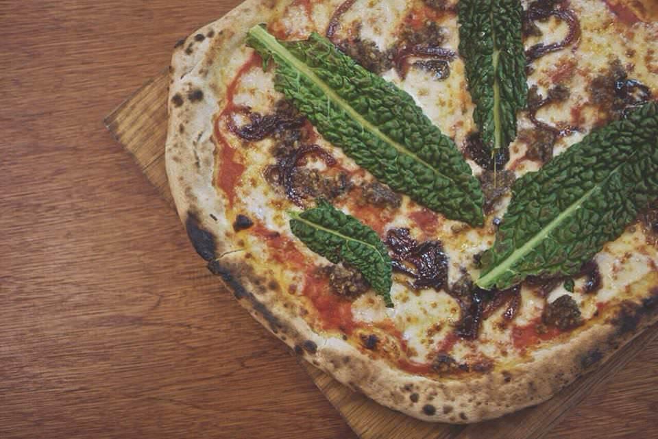 Yard Sale Pizza, Walthamstow