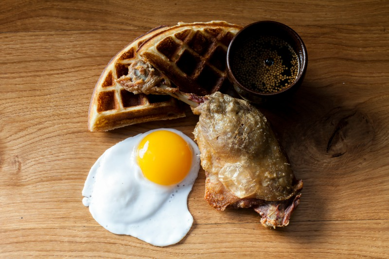 Duck & Waffle Local, Piccadilly Circus
