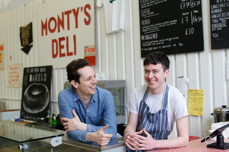 Monty's Deli, Hoxton