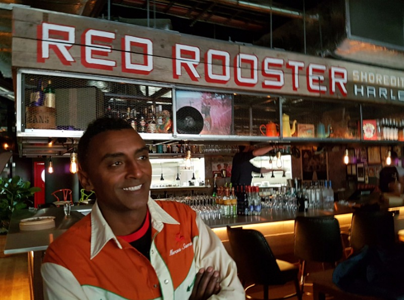 Red Rooster, Shoreditch