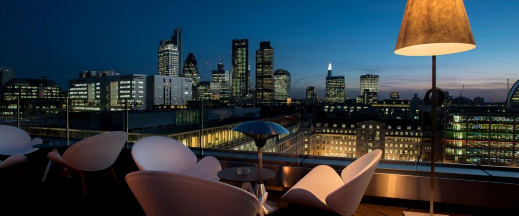Aviary London Restaurant