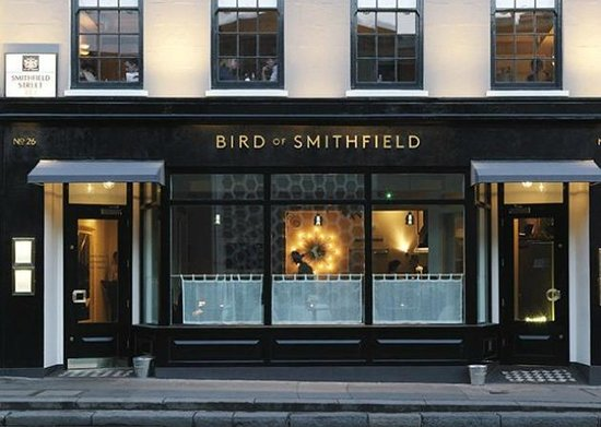 Bird of Smithfield, Farringdon