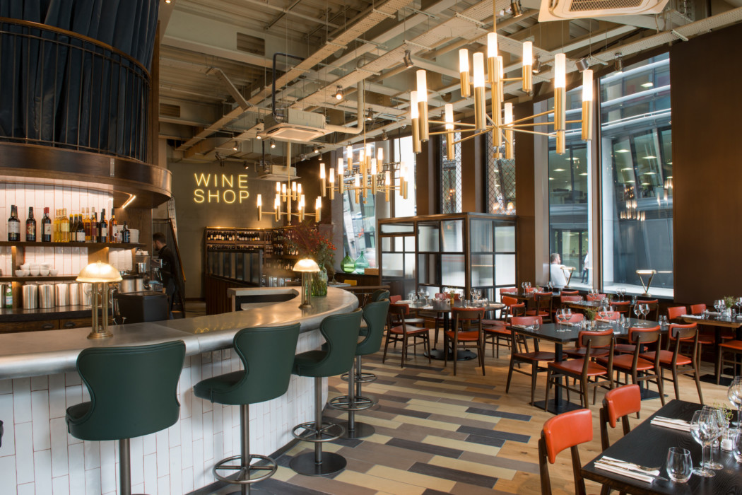 Vinoteca City, Cannon Street