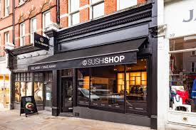 Sushi Shop, Hampstead
