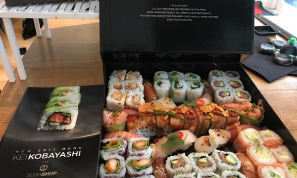 Sushi Shop, Hampstead