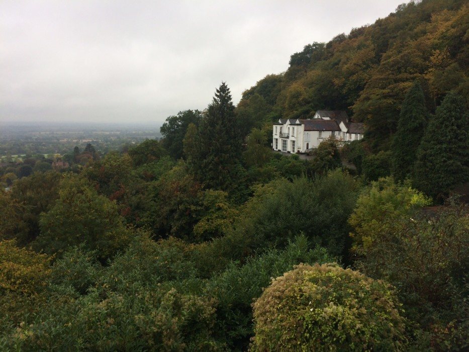 The Cottage in the Wood, Malvern