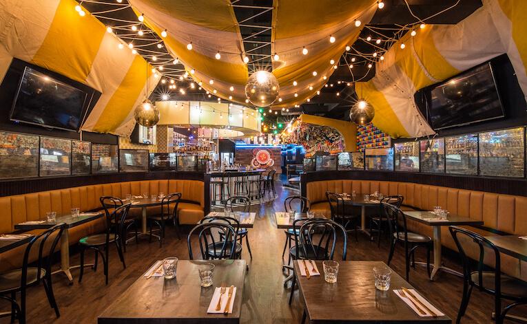 Bowery Bar & Fare, New York