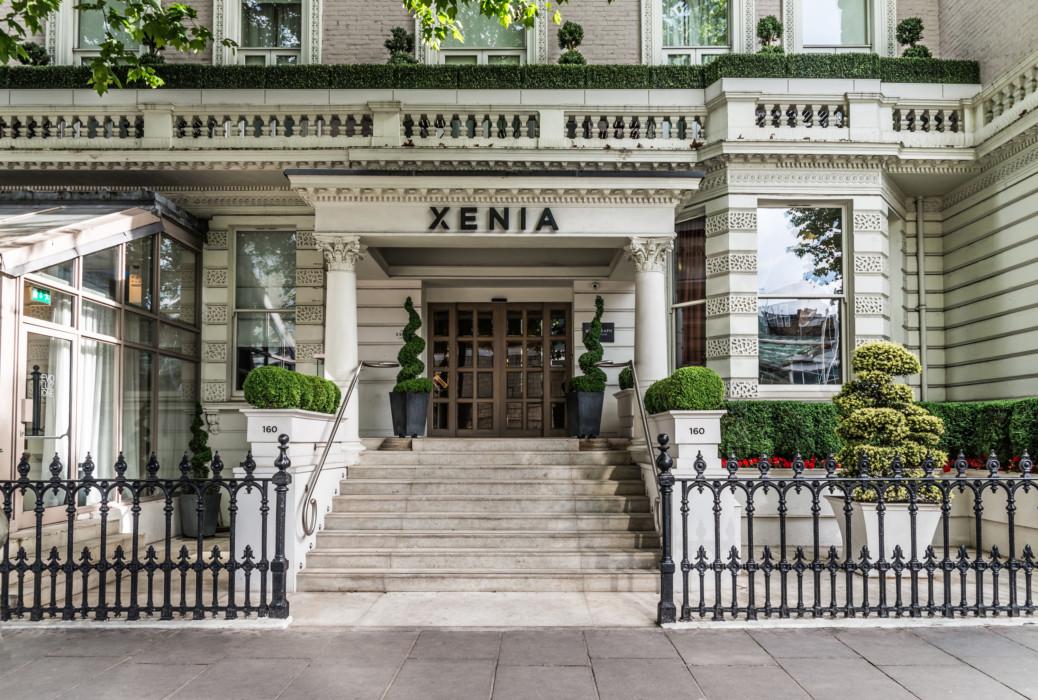 Hotel Xenia Exterior