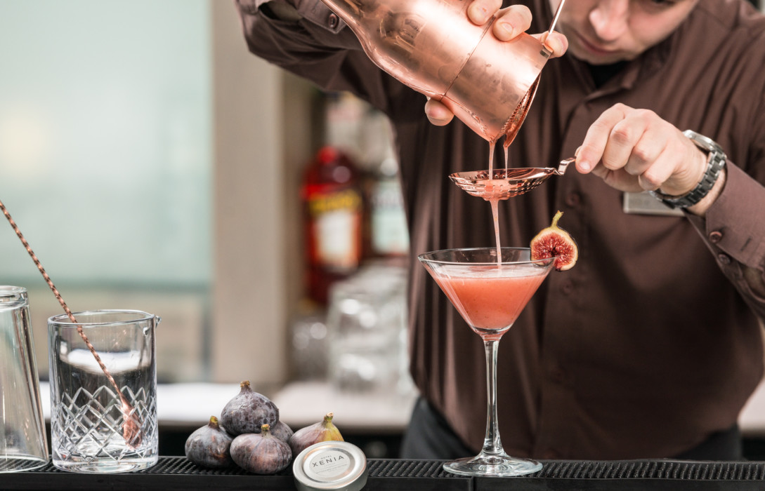 Hotel Xenia – Fig Cocktail
