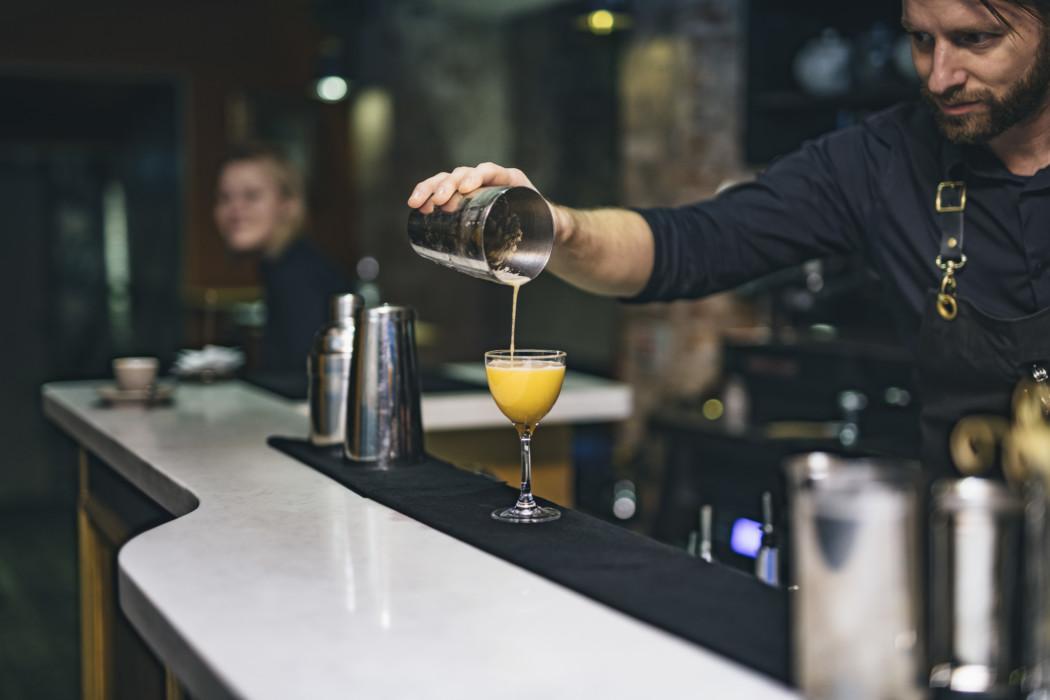 Meraki Bar, Fitzrovia