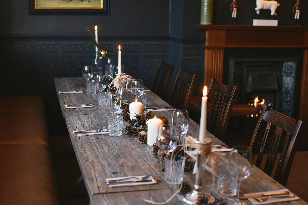 Black Horse – dining