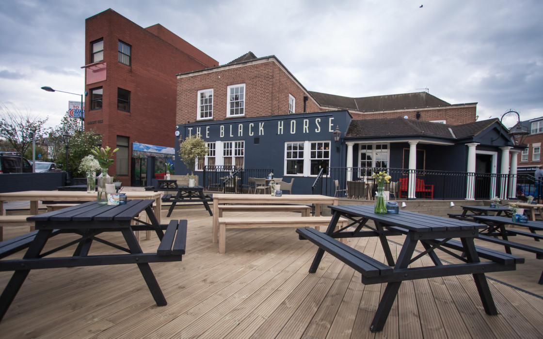 The Black Horse, Kingston-Upon-Thames